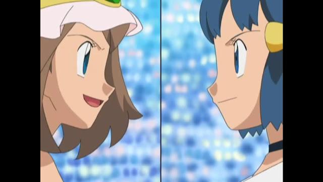 Aura May vs Maya Dawn Pokémon Diamante y Perla