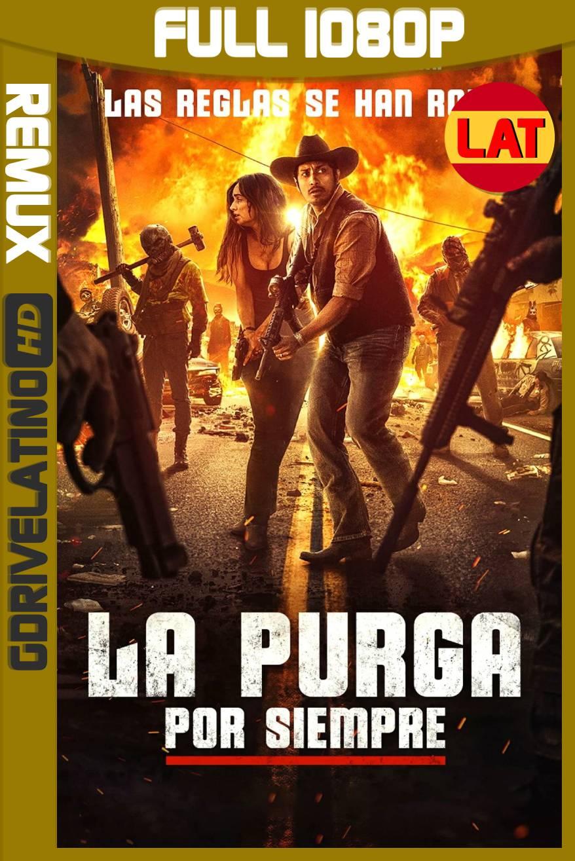 La Purga por Siempre (2021) BDRemux 1080p Latino-Ingles MKV