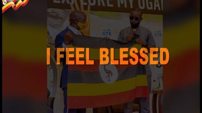 Eddy Kenzo - I Feel Blessed | Audio |