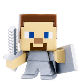 Minecraft Chest Series 3 Steve? Mini Figure