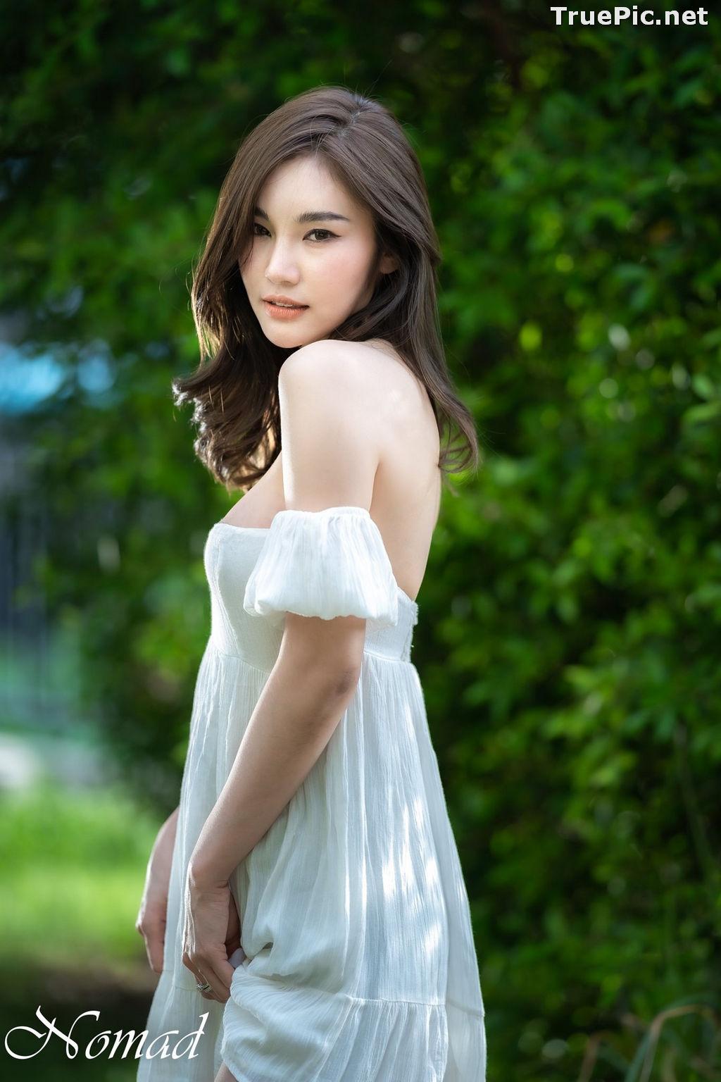 Image Thailand Model - Jarunan Tavepanya - Beautiful In Black and White - TruePic.net - Picture-4
