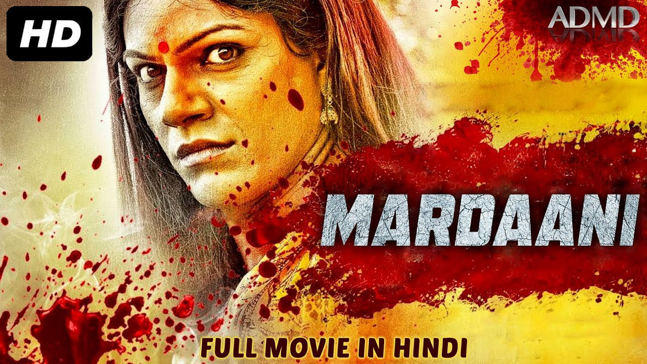 Mardaani (2018) 720p Hindi Dubbed HDRip x264 1GB