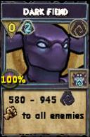 Wizard101 Level 98 Shadow Spells - Khrysalis Part 2 - Dark Fiend