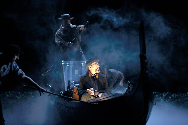 Britten: Death in Venice - Gerald Finley, Mark Padmore - Royal Opera ((c) ROH 2019 photographed by Catherine Ashmore)*
