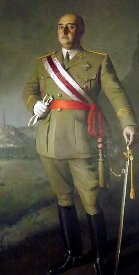Enrique Segura Iglesias, Francisco Franco, Maestros españoles del retrato, Pintores españoles
