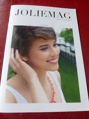 JOLIEBOX juillet 2012