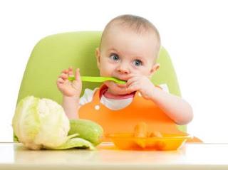 Cara Ampuh Agar Anak Lahap Makan MPASI
