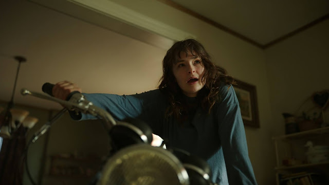 Ashleigh Cummings is Vic McQueen | NOS4A2 Chris McQueen | Season 2 episode 8