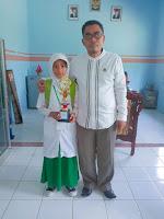 Lomba Dokter Kecil, St. Fadhilah az Zahra dari MIN Kobi Raih Juara III