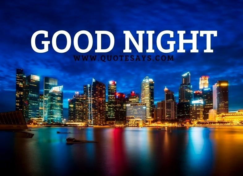Good Night Light City