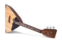 Balalayka çalgısı