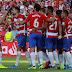 A Granada otthon 1-0-ra legyőzte az Osasunát