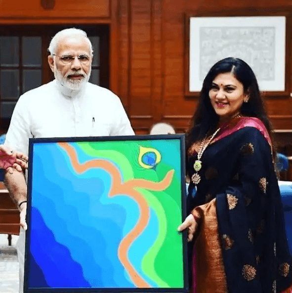 Dipika Chikhlia PM Narendra Modi को राम समझती हैं