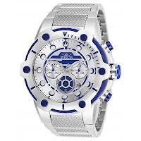 Invicta Men's Star Wars Quartz Multifunction White Dial Watch 26220