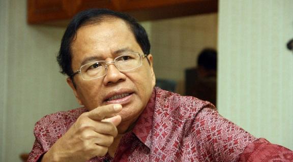 Rizal Ramli: 'Islamfobia Digencarkan', Tapi Saat Butuh Duit Merayu Dana Umat!