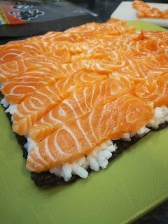 Sandwich-Sushi Rezepteblog