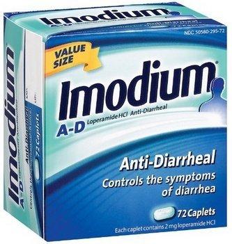 Salah satu obat Loperamide dengan merek Imodium