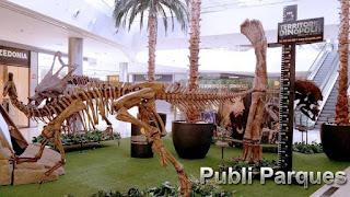 Exposición dinosaurios Zaragoza