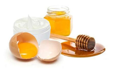 chữa đau dạ dày bằng trứng gà, mật ong