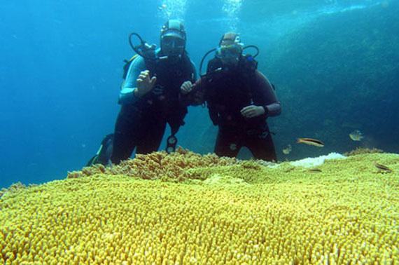 Hòn đảo Mun hấp dấn du khách Nha Trang