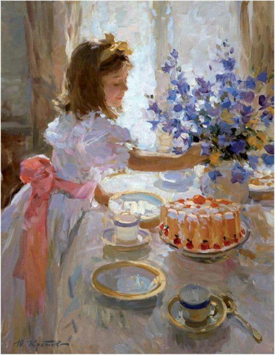 Auction Room High Tea
