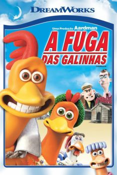 A Fuga das Galinhas Torrent - BluRay 1080p Dual Áudio