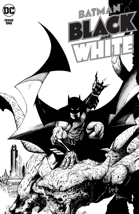 Cover of Batman: Black & White #1