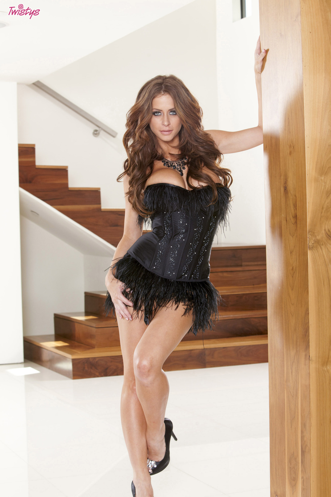 Emily Addison - Too Hot To Handle photos
