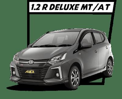 Daihatsu New Ayla R Deluxe
