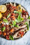 Sausage & Roasted Tomato Pasta