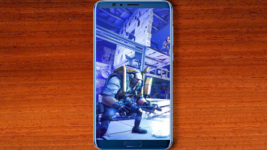Fortnite Battle Royale - Armure Cage - QHD pour Mobile