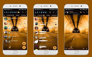 Road Osum Theme For YOWhatsApp & Fouad WhatsApp By Leidiane