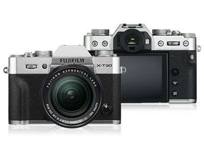 Fujifilm X-T30 Mirrorless Digital Camera Firmware Full Driversをダウンロード