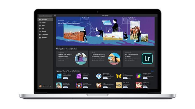 Adobe Lightroom arrives Mac App Store