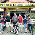 Oknum BPD Sungai Rambai Diciduk Polisi