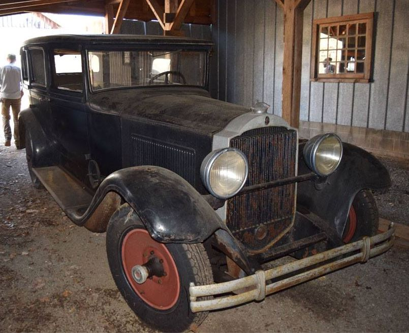 Just A Car Guy: John Hawkinson died without selling his car ...