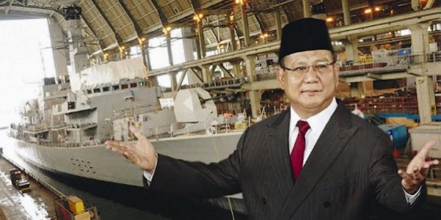 Gerindra Yakin, Kapal Frigate Arrowhead 140 yang Dibeli Prabowo Bikin China Gemetar