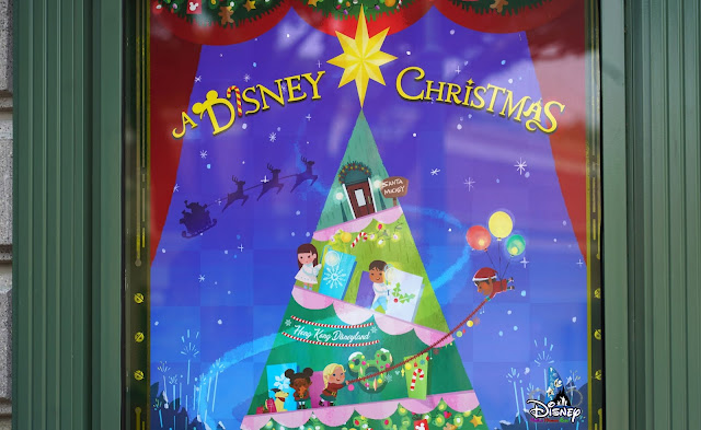 Disney, Disney Parks, HKDL, HK Disneyland, 香港迪士尼樂園度假區, Hong Kong Disneyland Resort, 樂園歡迎海報, Welcoming Poster, Xmas, A Disney Christmas 2019