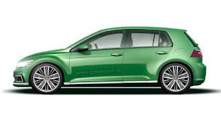 Generasi ke-8 VW Golf