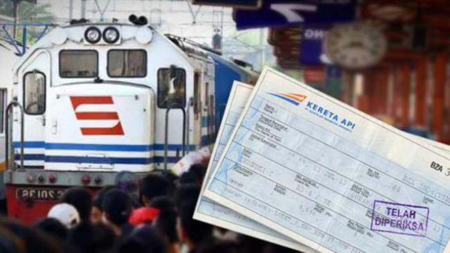 Beli Tiket Kereta Online