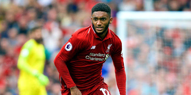 Klub Premier League Liverpool Segera Perpanjang Kontrak Bek Asal Asal Inggris Joe Gomez