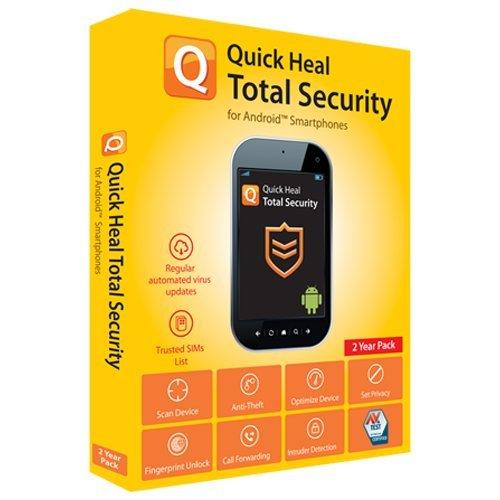 تنزيل Quick Heal Total Security Apk للاندرويد