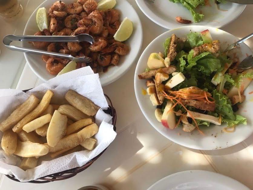 Comida Pousada Ecoporto Porto de Galinhas