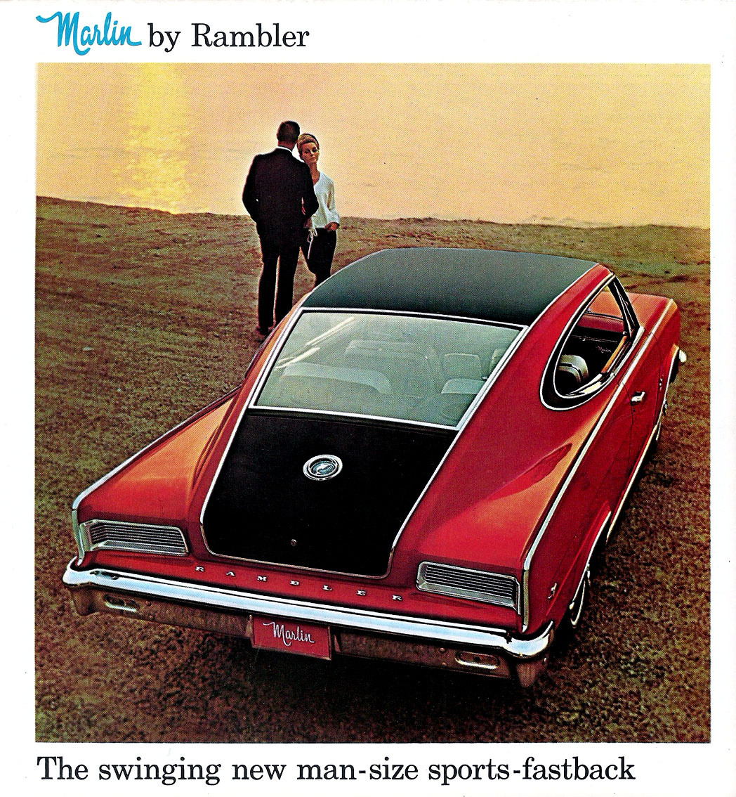 Ghosts Of The Great Highway: Hot Wheels. 1965 Rambler Marlin