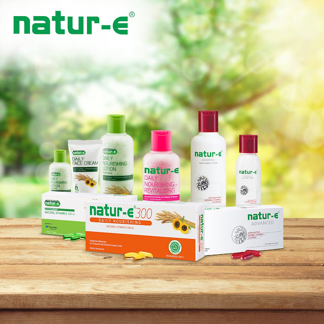 manfaat, khasiat, manfaat nature e, khasiat nature e, khasiat nature e 300, khasiat nature e advance, khasiat nature e 100iu, khasiat nature e daily face cream