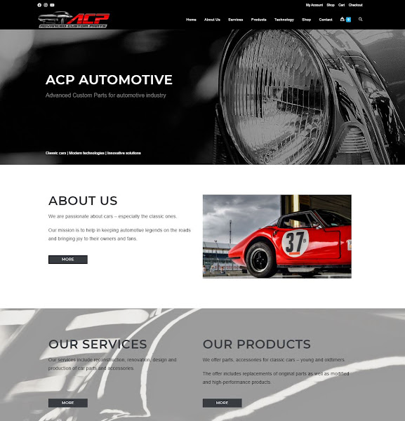 Time for the next step - ACP Automotive