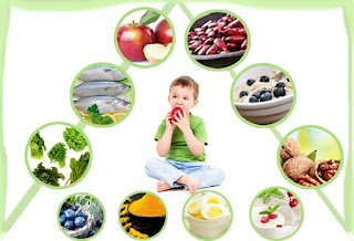Top 9 Foods To Boost Your Kid's# Brain Power 2018