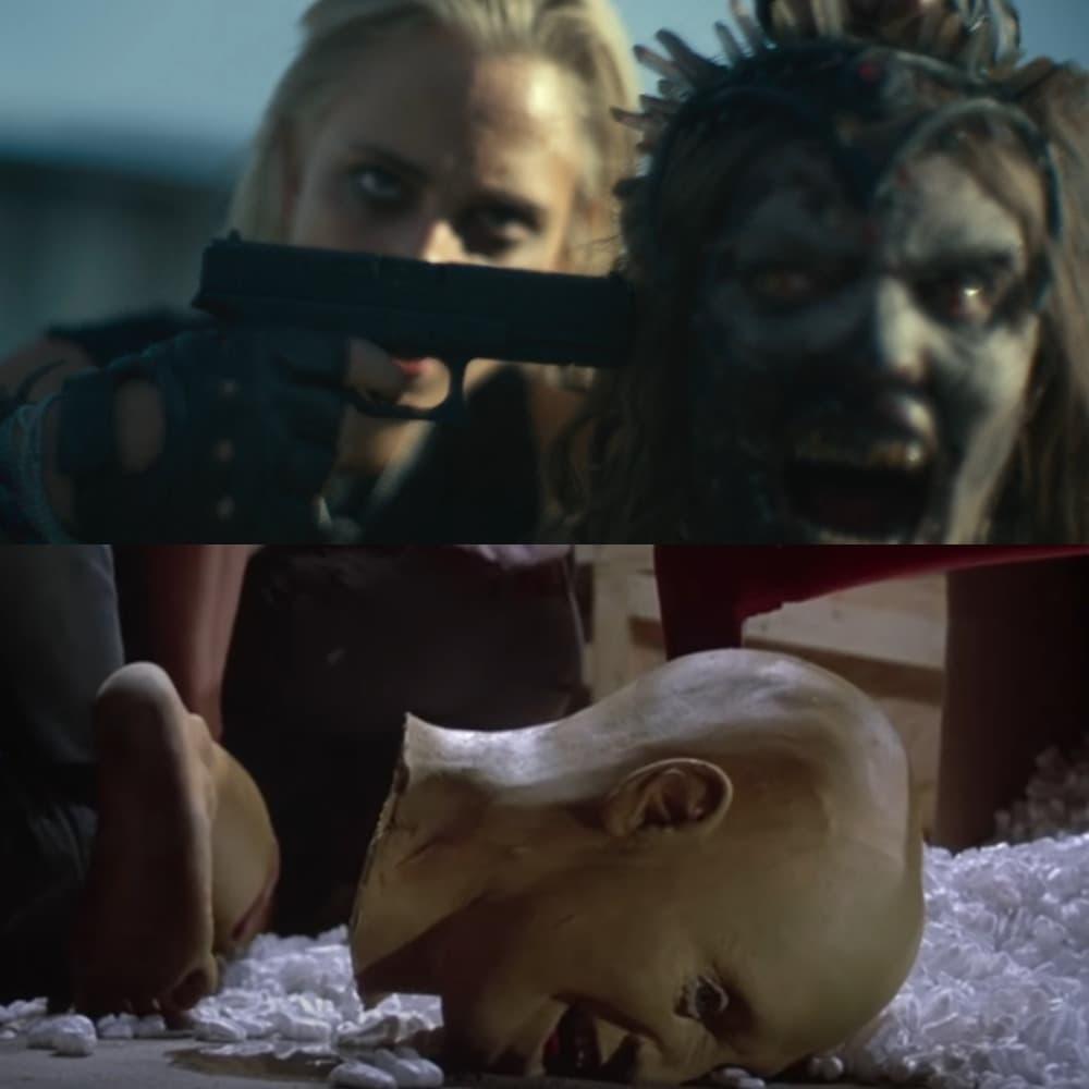 В зомби-хорроре «Армия мертвецов» есть отсылки к «Чужим» и «Обители зла» - 03