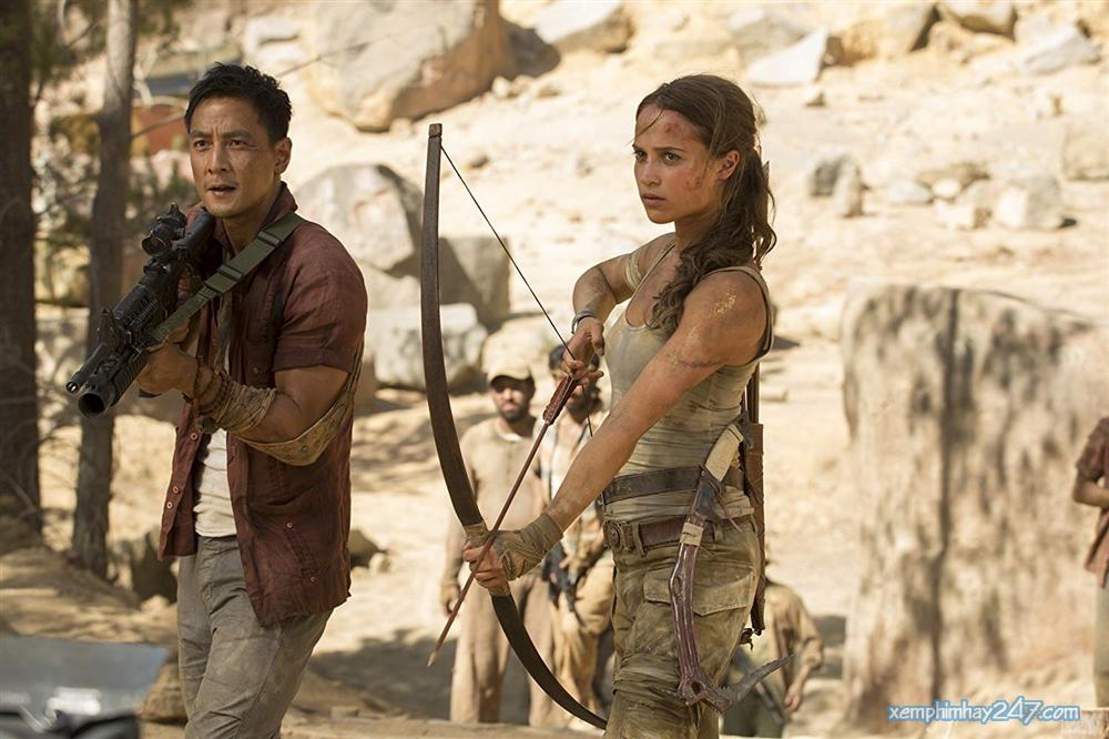 http://xemphimhay247.com - Xem phim hay 247 - Tomb Raider: Huyền Thoại Bắt Đầu (2018) - Tomb Raider (2018)