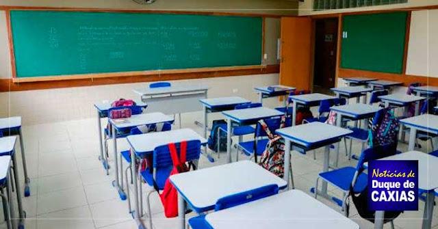 Conselho de Duque de Caxias pede revogação do decreto que autoriza volta às aulas